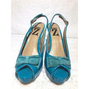 Type Z - Heel Pumps